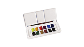 AQUARELL STUDIO Travel Box Content