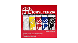 CRYL TERZIA Assortment Box Front