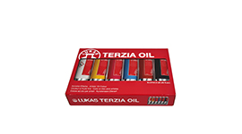TERZIA OIL Assortment Box Top