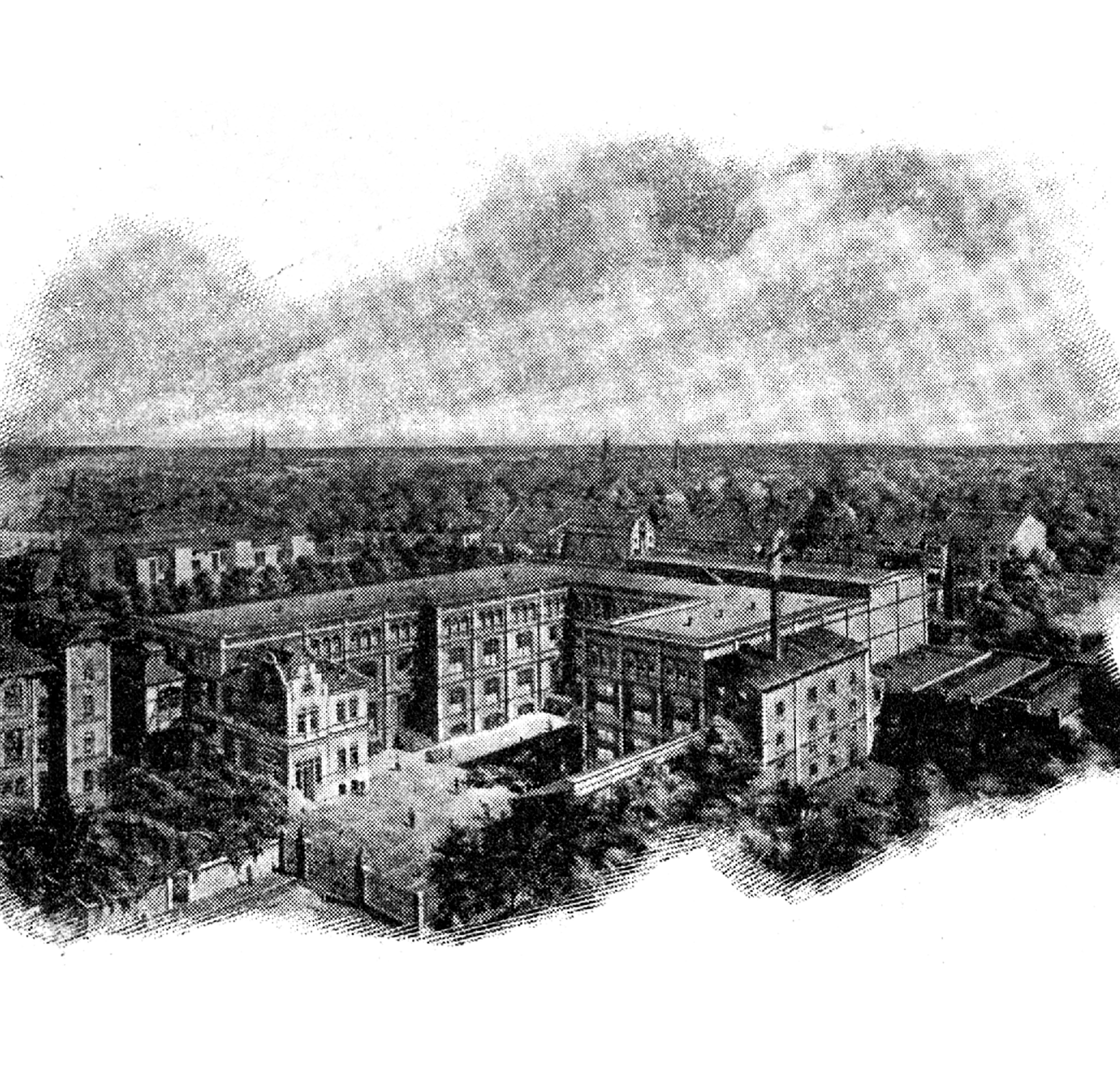 Image of headquarters of Lukas in 1892