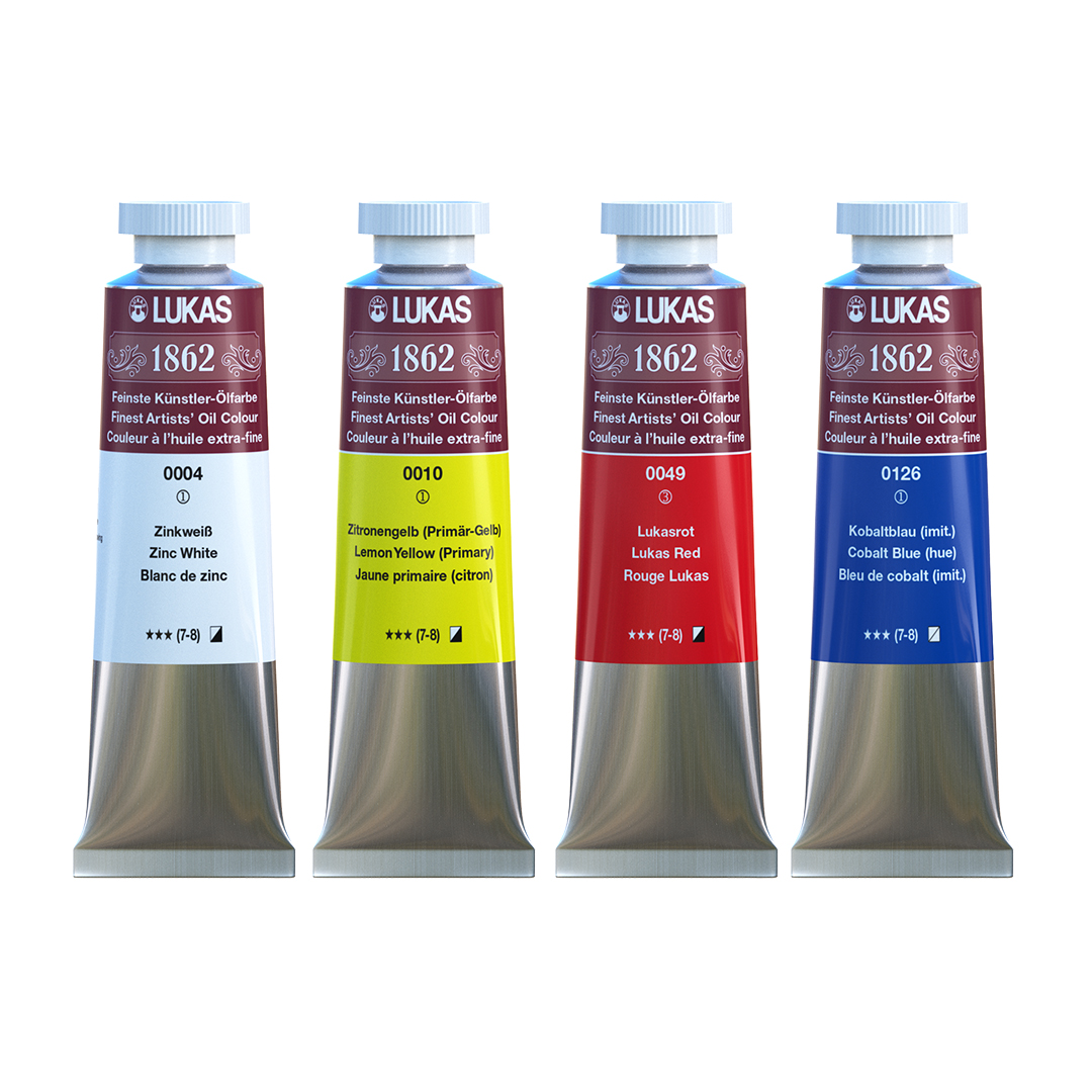 Lukas 1862 Oil 37ml tubes